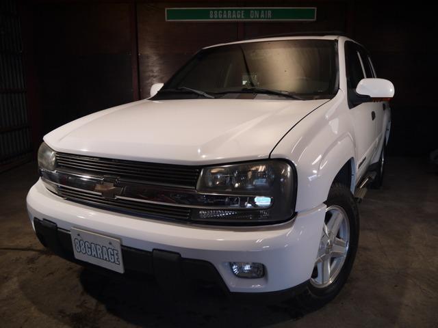 「シボレー」「トレイルブレイザー」「SUV・クロカン」「北海道」の中古車