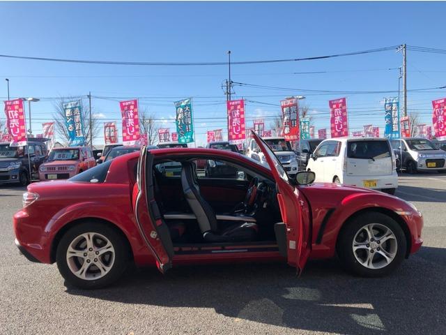 「マツダ」「RX-8」「クーペ」「栃木県」の中古車