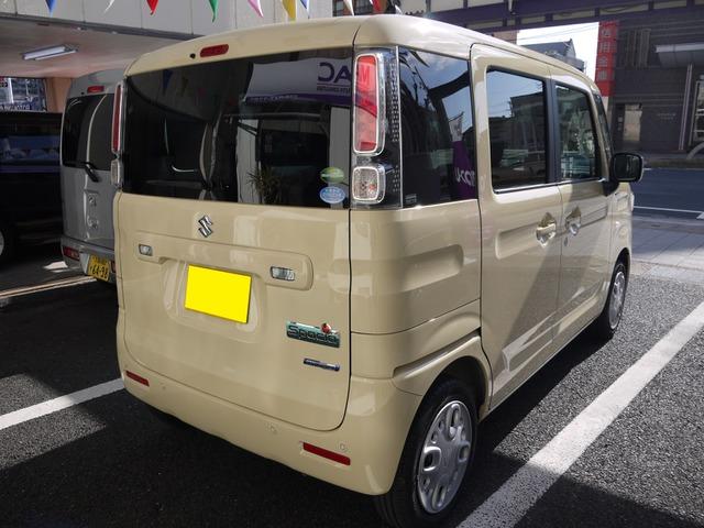 「スズキ」「スペーシア」「コンパクトカー」「兵庫県」の中古車