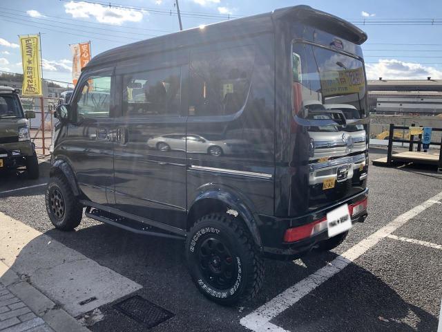 「スズキ」「エブリイワゴン」「コンパクトカー」「京都府」の中古車6