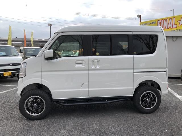 「スズキ」「エブリイワゴン」「コンパクトカー」「京都府」の中古車7