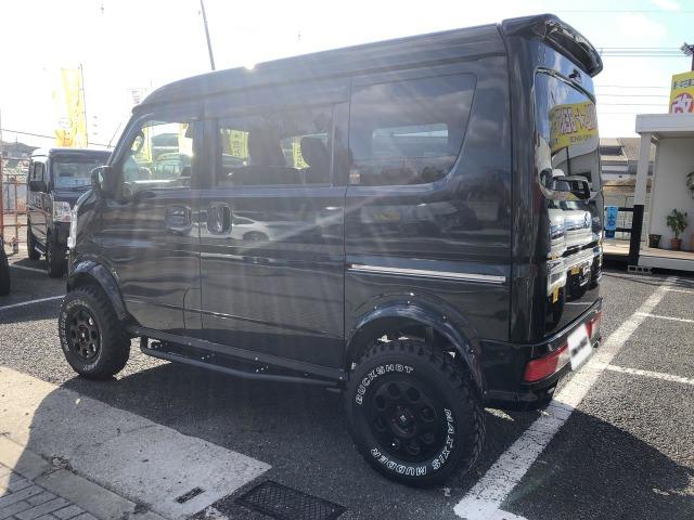 「スズキ」「エブリイワゴン」「コンパクトカー」「京都府」の中古車5