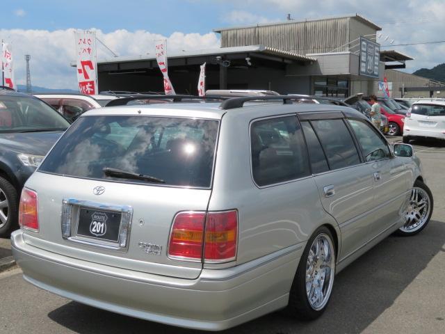 「トヨタ」「クラウンエステート」「ステーションワゴン」「福岡県」の中古車2