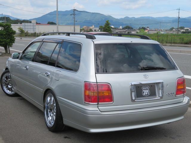 「トヨタ」「クラウンエステート」「ステーションワゴン」「福岡県」の中古車6