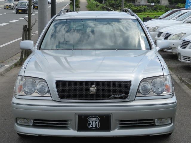 「トヨタ」「クラウンエステート」「ステーションワゴン」「福岡県」の中古車7
