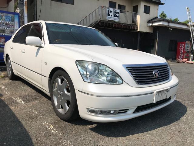 「トヨタ」「セルシオ」「セダン」「福岡県」の中古車3