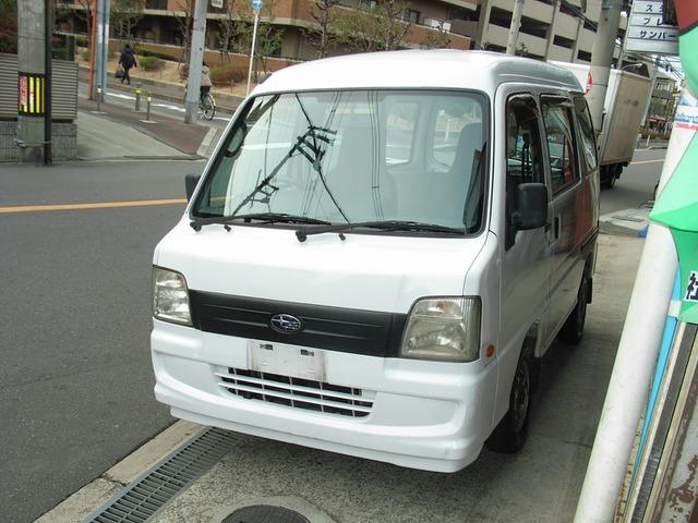 「スバル」「サンバー」「コンパクトカー」「大阪府」の中古車