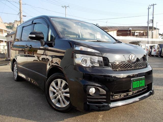 「トヨタ」「ヴォクシー」「コンパクトカー」「兵庫県」の中古車4