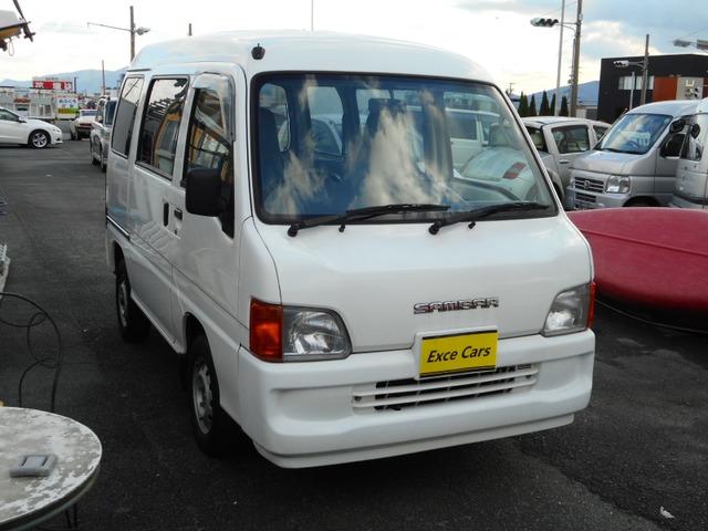 「スバル」「サンバー」「コンパクトカー」「三重県」の中古車3