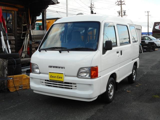 「スバル」「サンバー」「コンパクトカー」「三重県」の中古車