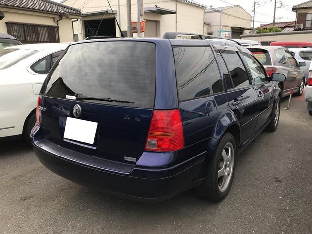 「フォルクスワーゲン」「ゴルフワゴン」「ステーションワゴン」「埼玉県」の中古車5
