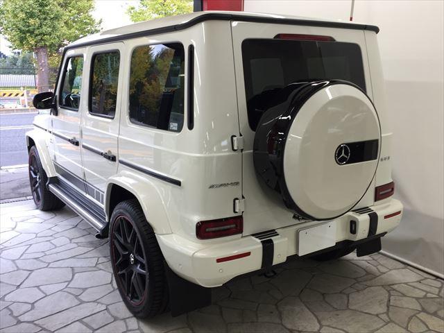 「メルセデスベンツ」「AMG G63」「SUV・クロカン」「東京都」の中古車