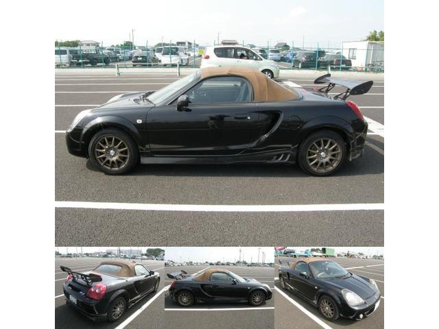 「トヨタ」「MR-S」「オープンカー」「埼玉県」の中古車