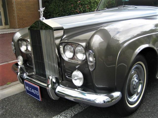 「ロールスロイス」「シルバークラウドIII」「セダン」「東京都」の中古車