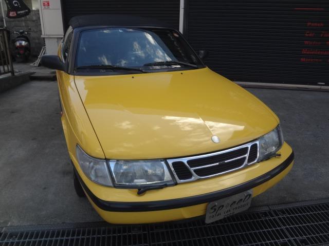 「サーブ」「900カブリオレ」「オープンカー」「神奈川県」の中古車