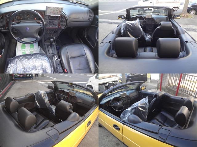 「サーブ」「900カブリオレ」「オープンカー」「神奈川県」の中古車8