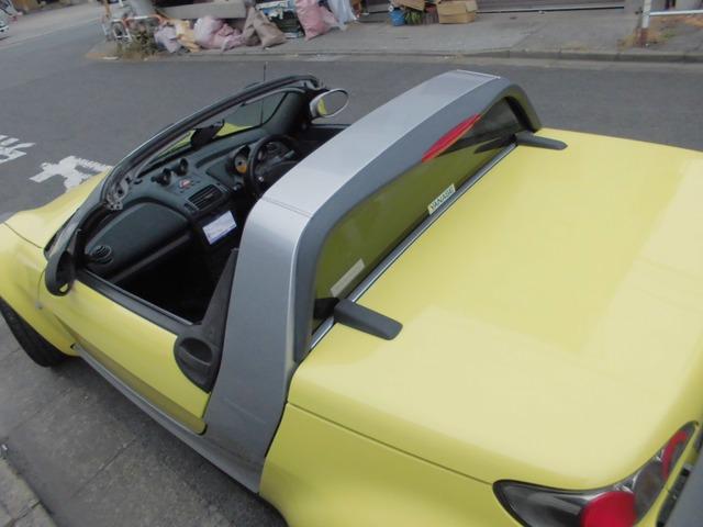 「スマート」「スマートロードスター」「オープンカー」「東京都」の中古車
