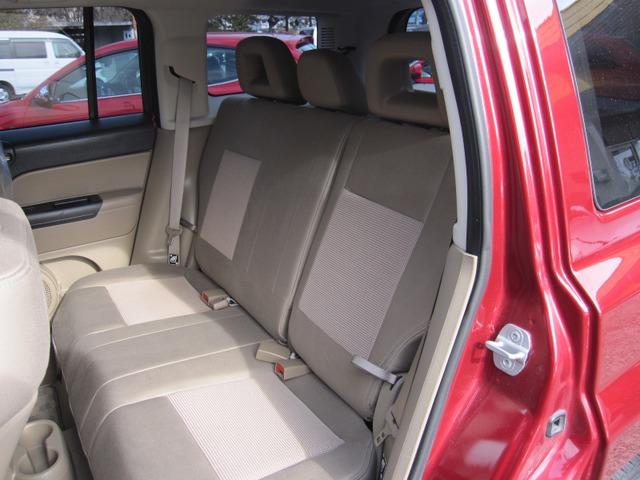 「ジープ」「パトリオット」「SUV・クロカン」「岡山県」の中古車5