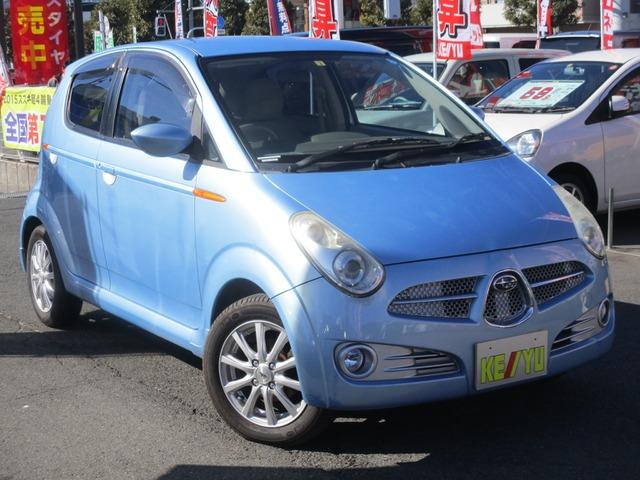 「スバル」「R2」「コンパクトカー」「東京都」の中古車4