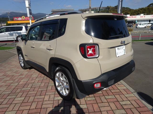 「ジープ」「レネゲード」「SUV・クロカン」「佐賀県」の中古車
