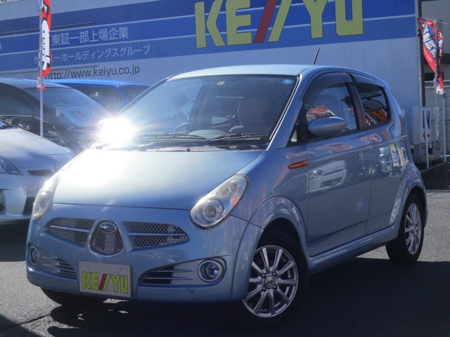 「スバル」「R2」「コンパクトカー」「東京都」の中古車2