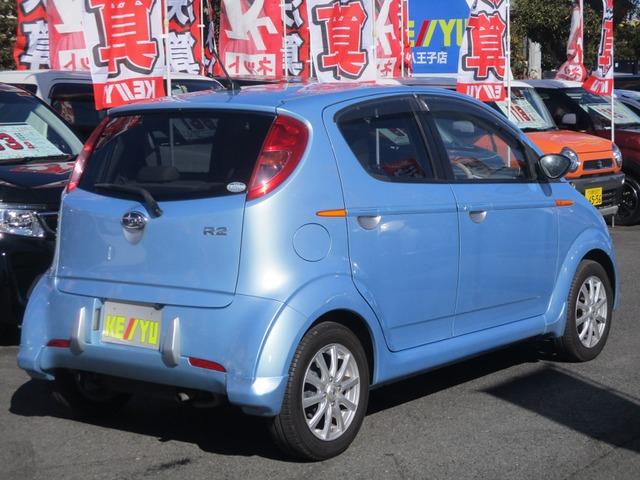 「スバル」「R2」「コンパクトカー」「東京都」の中古車6