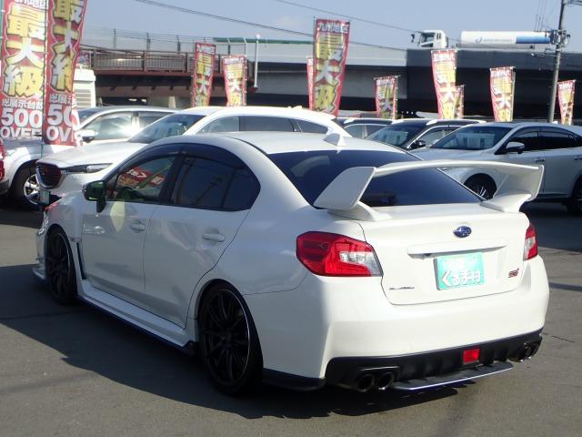 「スバル」「WRX」「セダン」「福岡県」の中古車