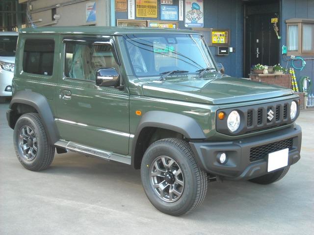 「スズキ」「ジムニーシエラ」「SUV・クロカン」「千葉県」の中古車3