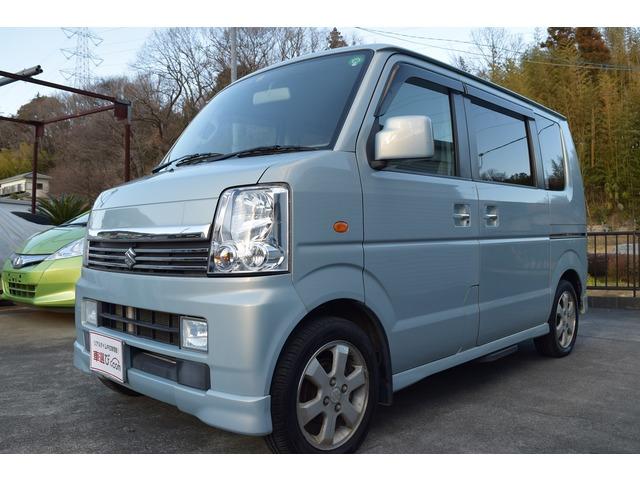 「スズキ」「エブリイワゴン」「コンパクトカー」「神奈川県」の中古車10