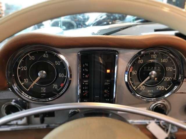 「メルセデスベンツ」「280SL」「オープンカー」「東京都」の中古車