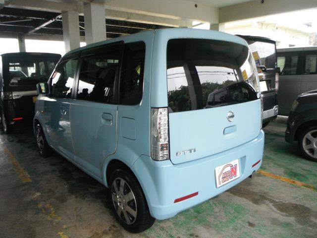 「日産」「オッティ」「コンパクトカー」「沖縄県」の中古車