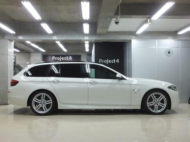 「BMW」「523dツーリング」「ステーションワゴン」「東京都」の中古車8
