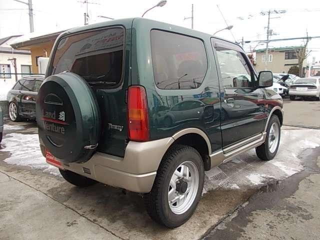 「スズキ」「ジムニー」「SUV・クロカン」「北海道」の中古車