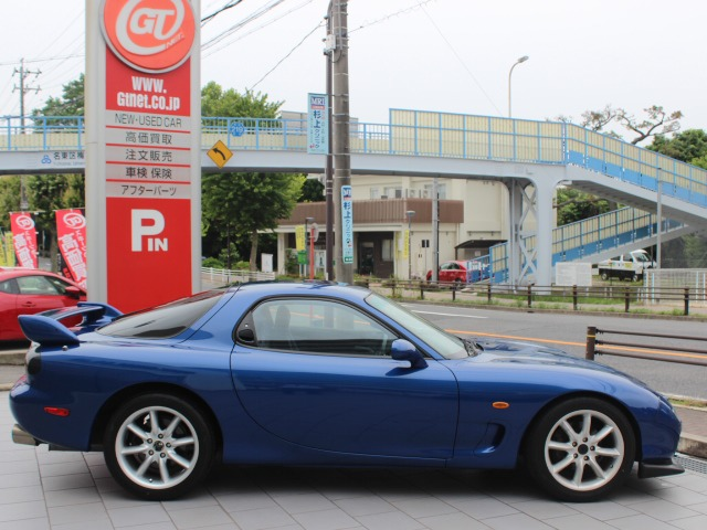 「マツダ」「RX-7」「クーペ」「愛知県」の中古車