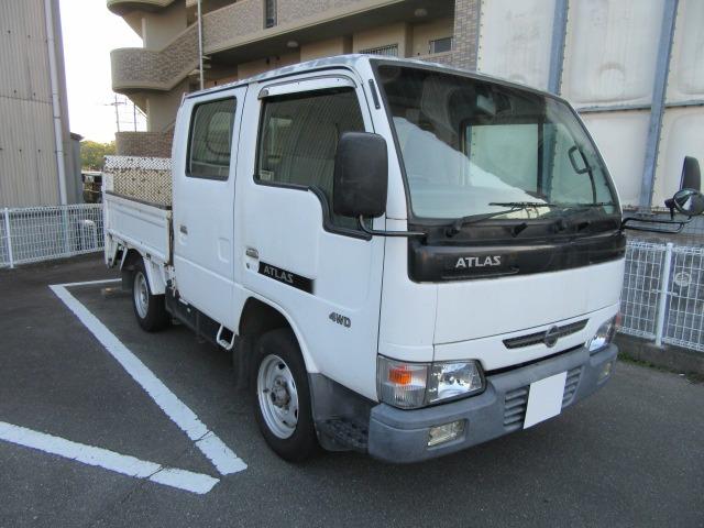 「日産」「アトラス」「トラック」「福岡県」の中古車