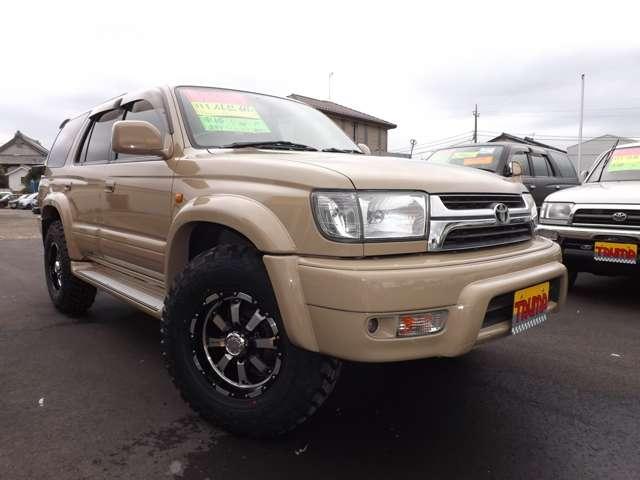 「トヨタ」「ハイラックスサーフ」「SUV・クロカン」「神奈川県」の中古車