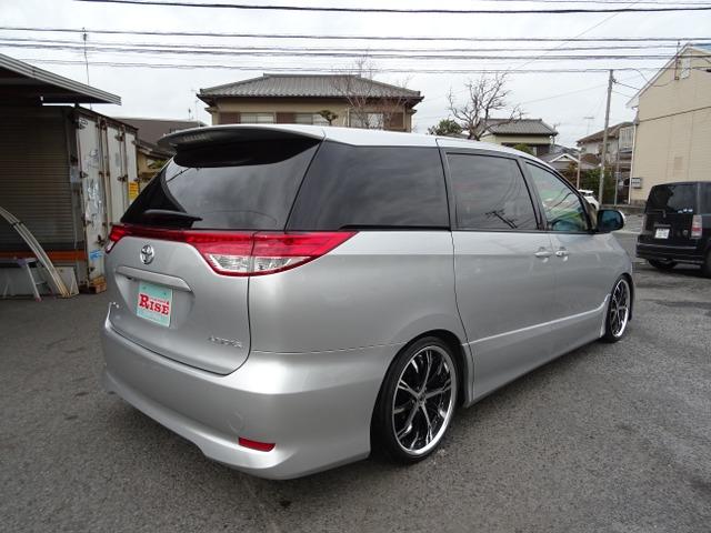 「トヨタ」「エスティマ」「ミニバン・ワンボックス」「千葉県」の中古車