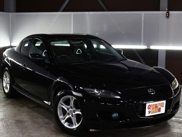 「マツダ」「RX-8」「クーペ」「愛知県」の中古車