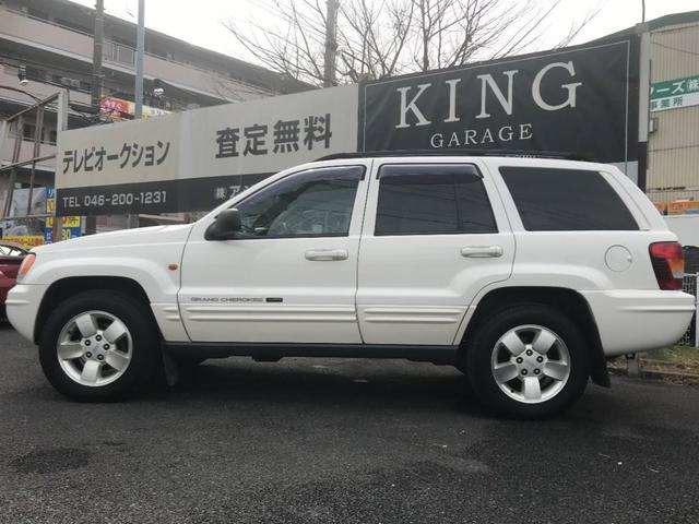 「ジープ」「グランドチェロキー」「SUV・クロカン」「神奈川県」の中古車