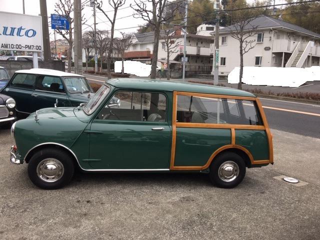 「その他」「MINI」「ステーションワゴン」「東京都」の中古車7