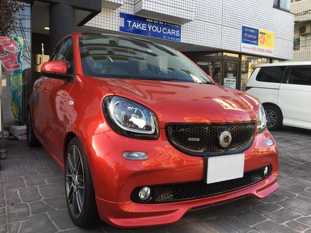 「スマート」「スマートフォーフォー」「コンパクトカー」「東京都」の中古車