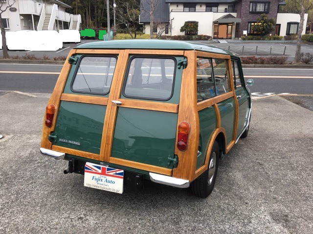 「その他」「MINI」「ステーションワゴン」「東京都」の中古車10