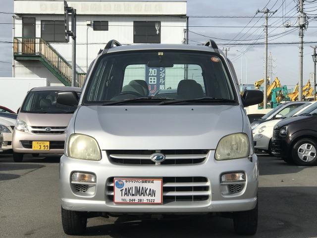 「スバル」「プレオ」「コンパクトカー」「埼玉県」の中古車5