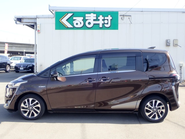 「トヨタ」「シエンタ」「ミニバン・ワンボックス」「福岡県」の中古車