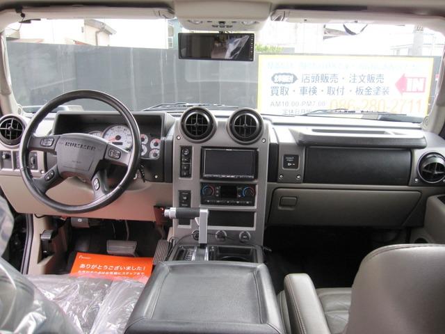 「ハマー」「H2」「SUV・クロカン」「岡山県」の中古車3