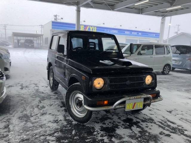 「スズキ」「ジムニー」「コンパクトカー」「山形県」の中古車