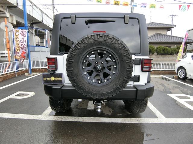 「ジープ」「ラングラー アンリミテッド」「SUV・クロカン」「岡山県」の中古車