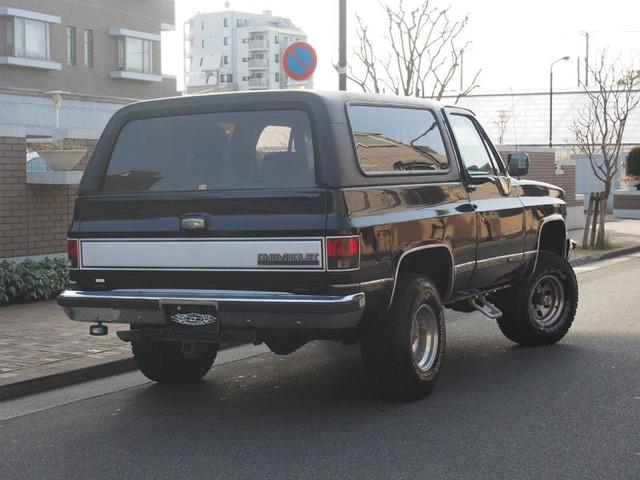 「シボレー」「K-5」「SUV・クロカン」「東京都」の中古車