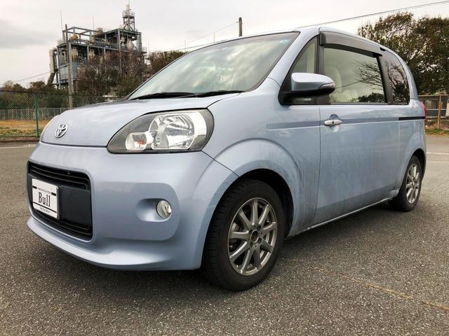 「トヨタ」「ポルテ」「コンパクトカー」「静岡県」の中古車