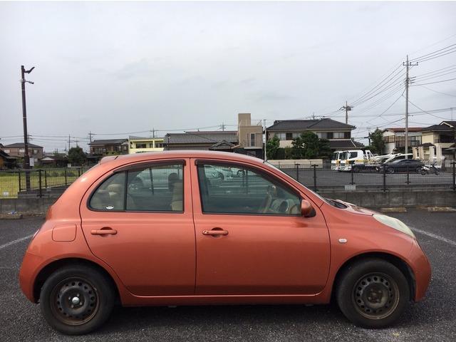 「日産」「マーチ」「コンパクトカー」「埼玉県」の中古車